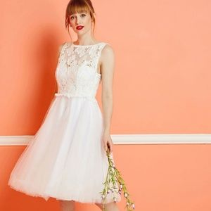 54ebf493c2a5 Modcloth I now pronounce you posh dress